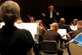 Welcome to the new website of the Minot Symphony Orchestra!